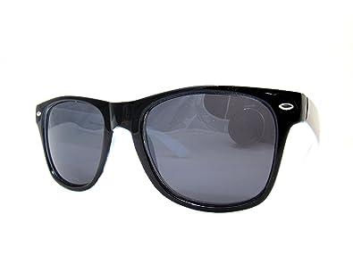 Qwin - Lunettes de soleil - Homme Multicolore Black/White One Size Fits All RCzC4Fn