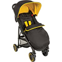 Graco Blox Pushchair Stroller (Black & Yellow)