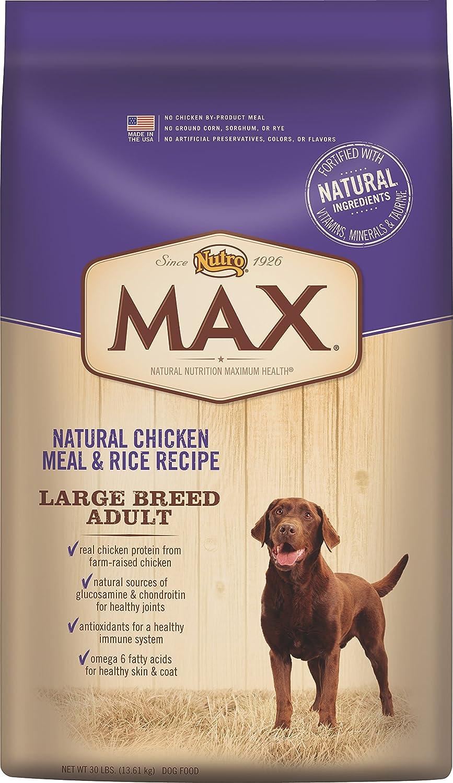 Nutro Max Sensitive Stomach Dog Food
