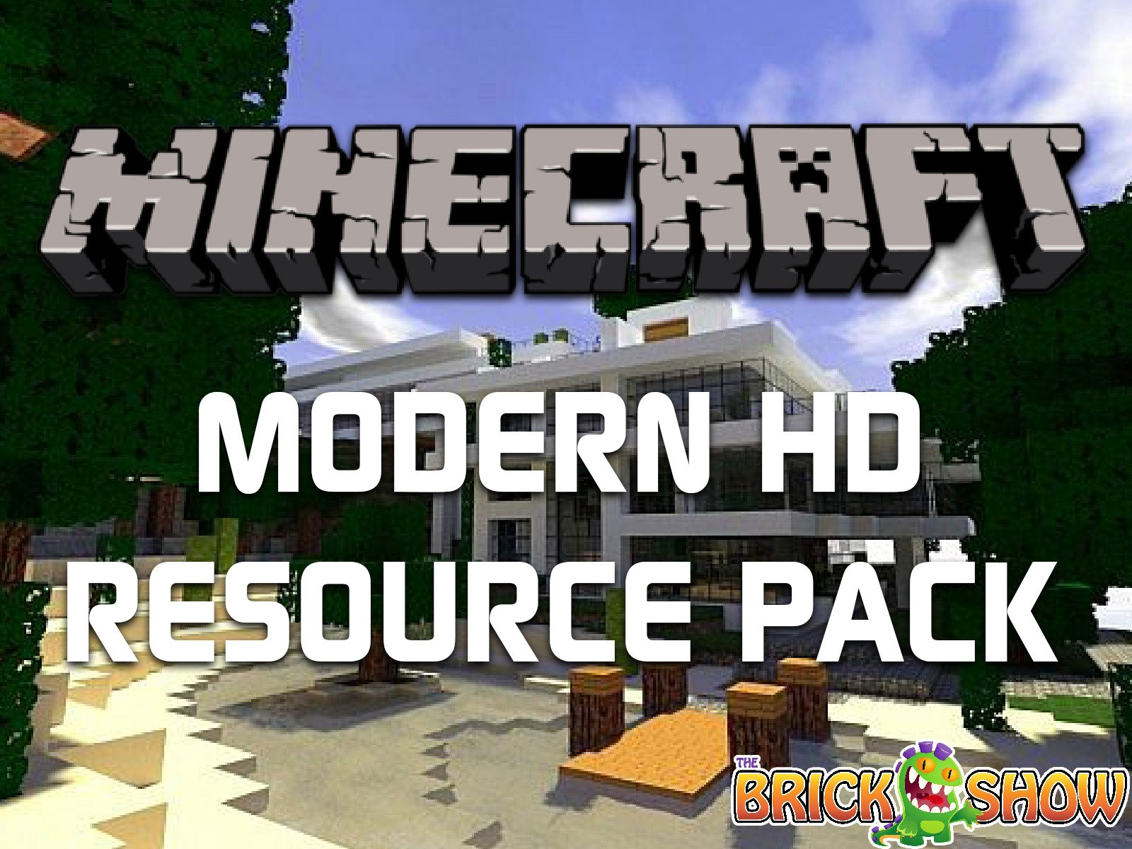 Clip: Minecraft Modern HD Resource Pack