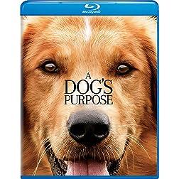 A Dog's Purpose [Blu-ray]