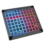 X-keys Programmable Keypads and Keyboards (80 Key, XK-80) (Color: XK-80, Tamaño: 80 Key)