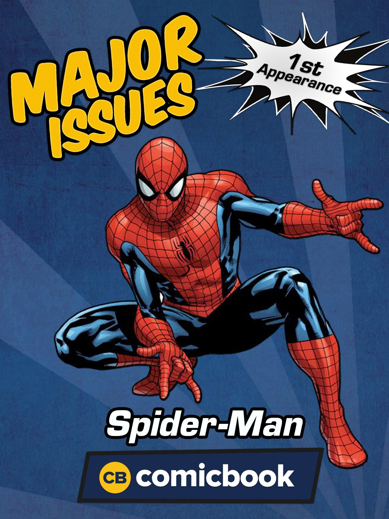 Watch 'Spider-Man's First Appearance- Major Issues' on ...