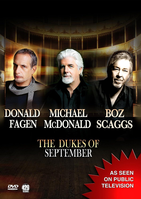 THE DUKES OF SEPTEMBER - Live At Lincoln Center (DVD/Blu-Ray) 81i35ojOAlL._SL1500_