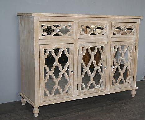 Hampton Beach 3 Drawer And 3 Door Cabinet