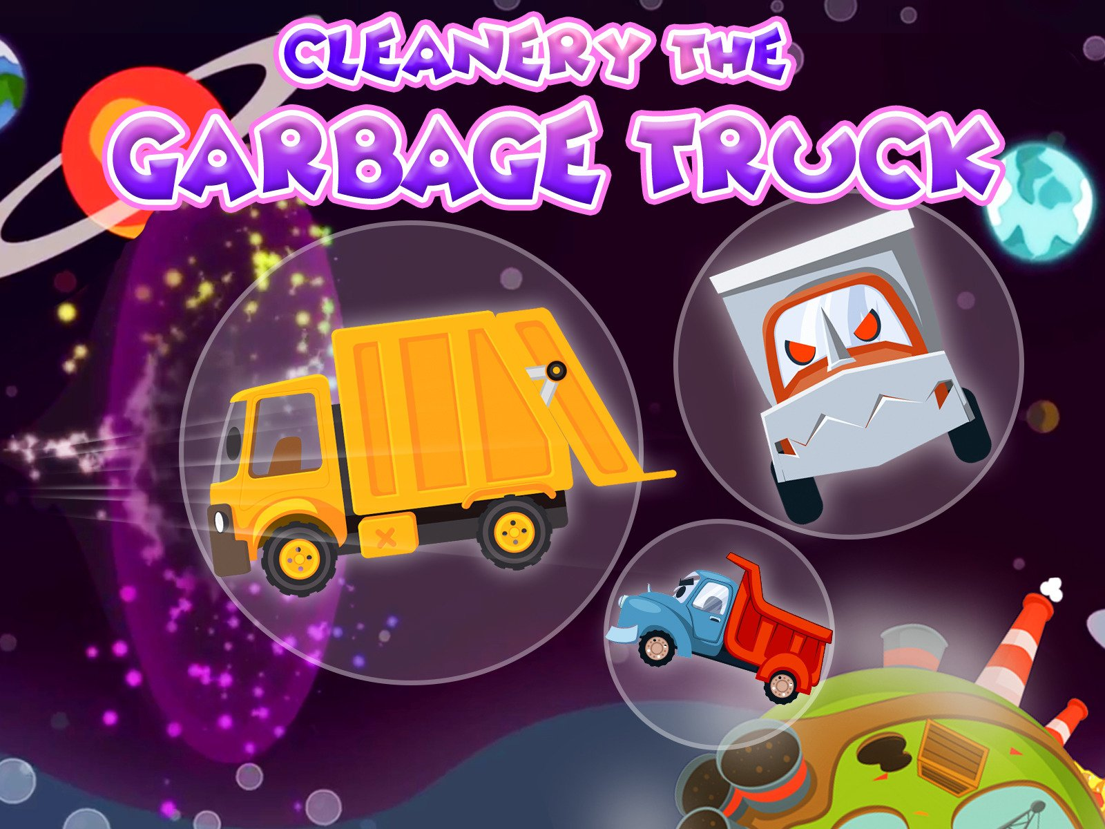 Cleanery the Garbage Truck - Season 2