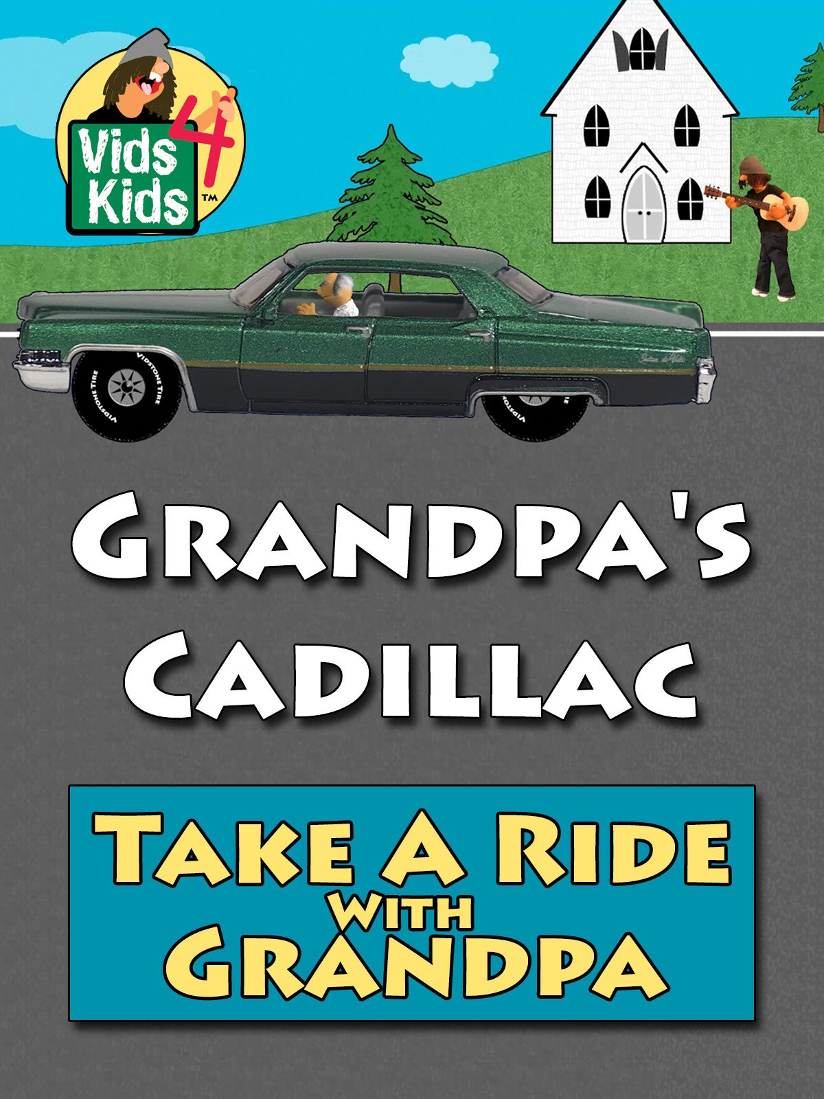 Grandpa's Cadillac on Amazon Prime Video UK