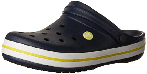 b9f01249fbbe Crocs Unisex Crocband Kids Rubber Clogs and Mules is available at Amazon  for Rs. 14864