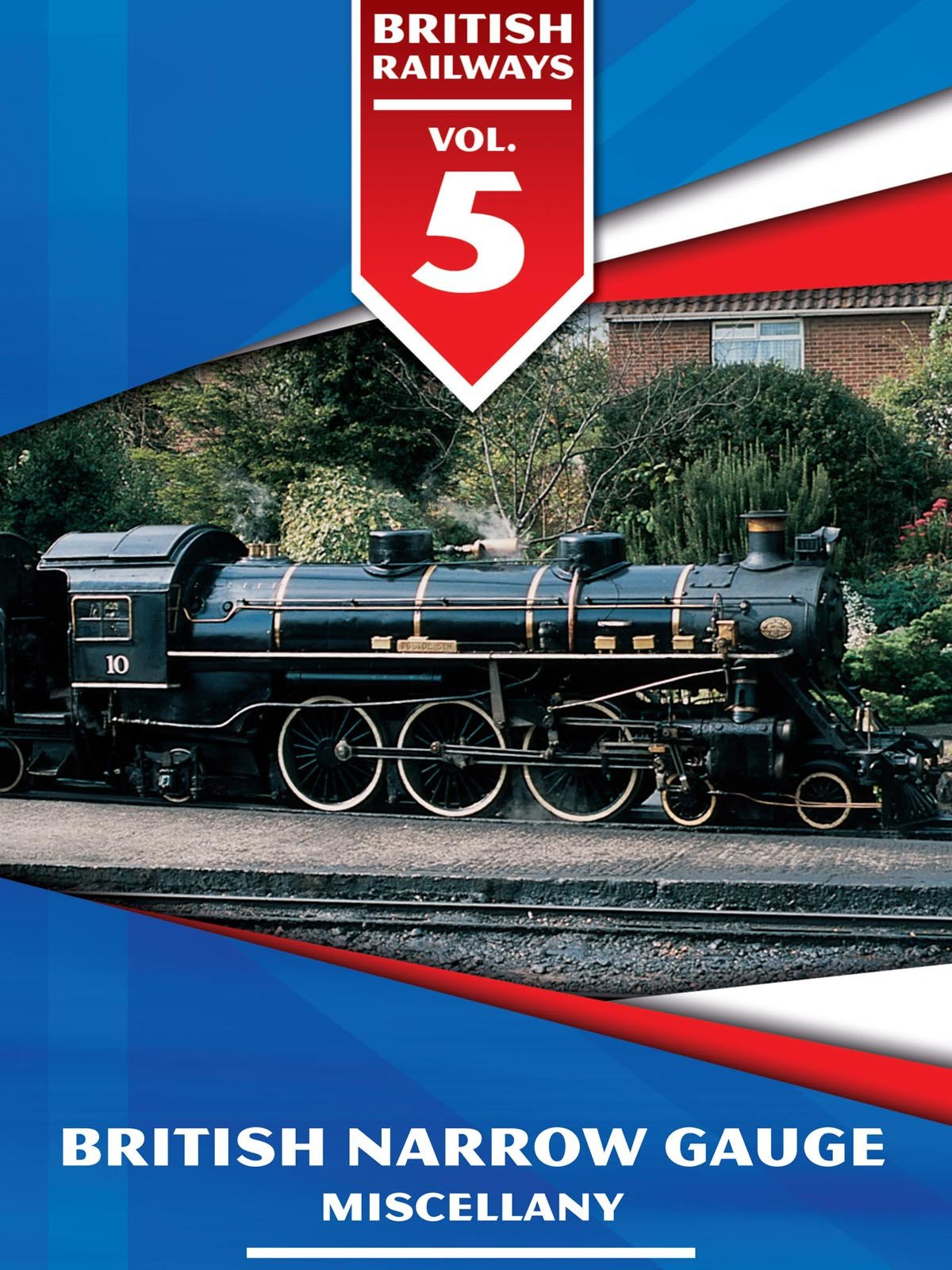 British Railways Volume 5: British Narrow Gauge Miscellany on Amazon Prime Video UK