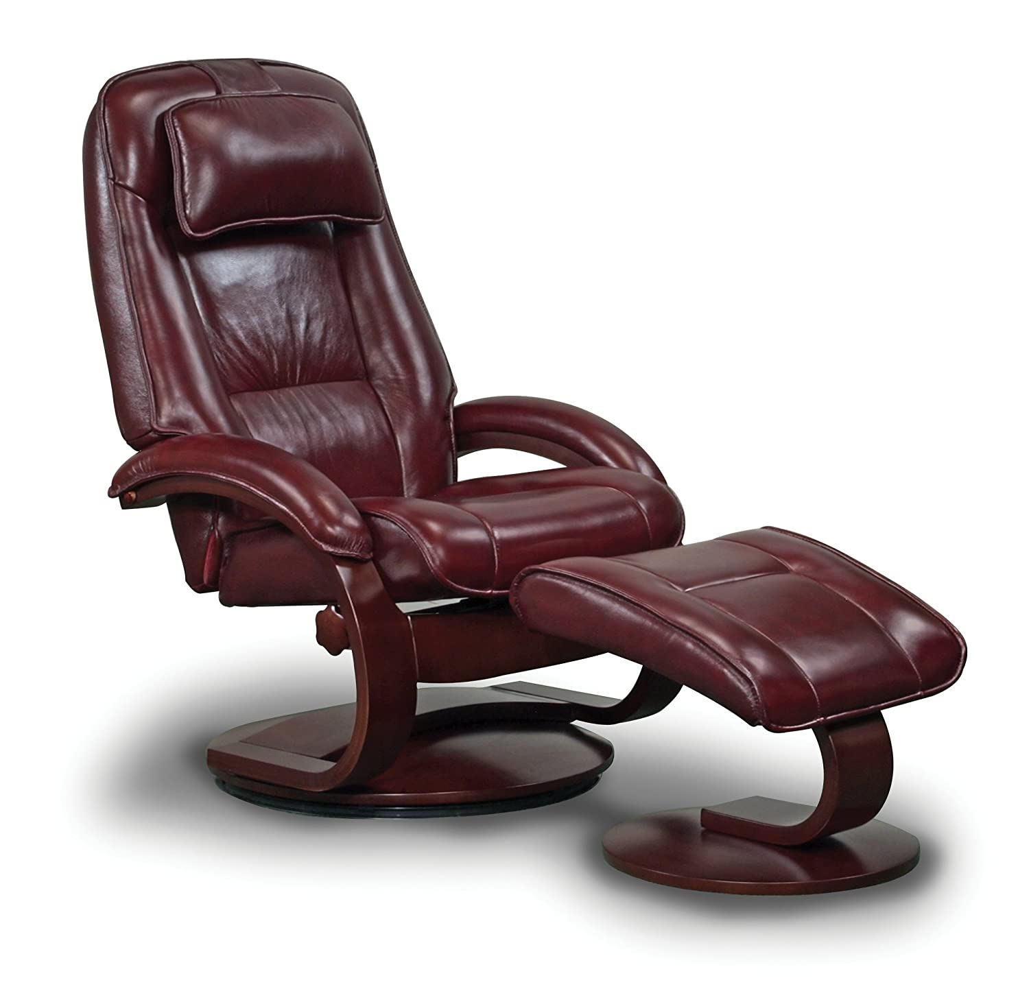 recliner with matching ottoman check price