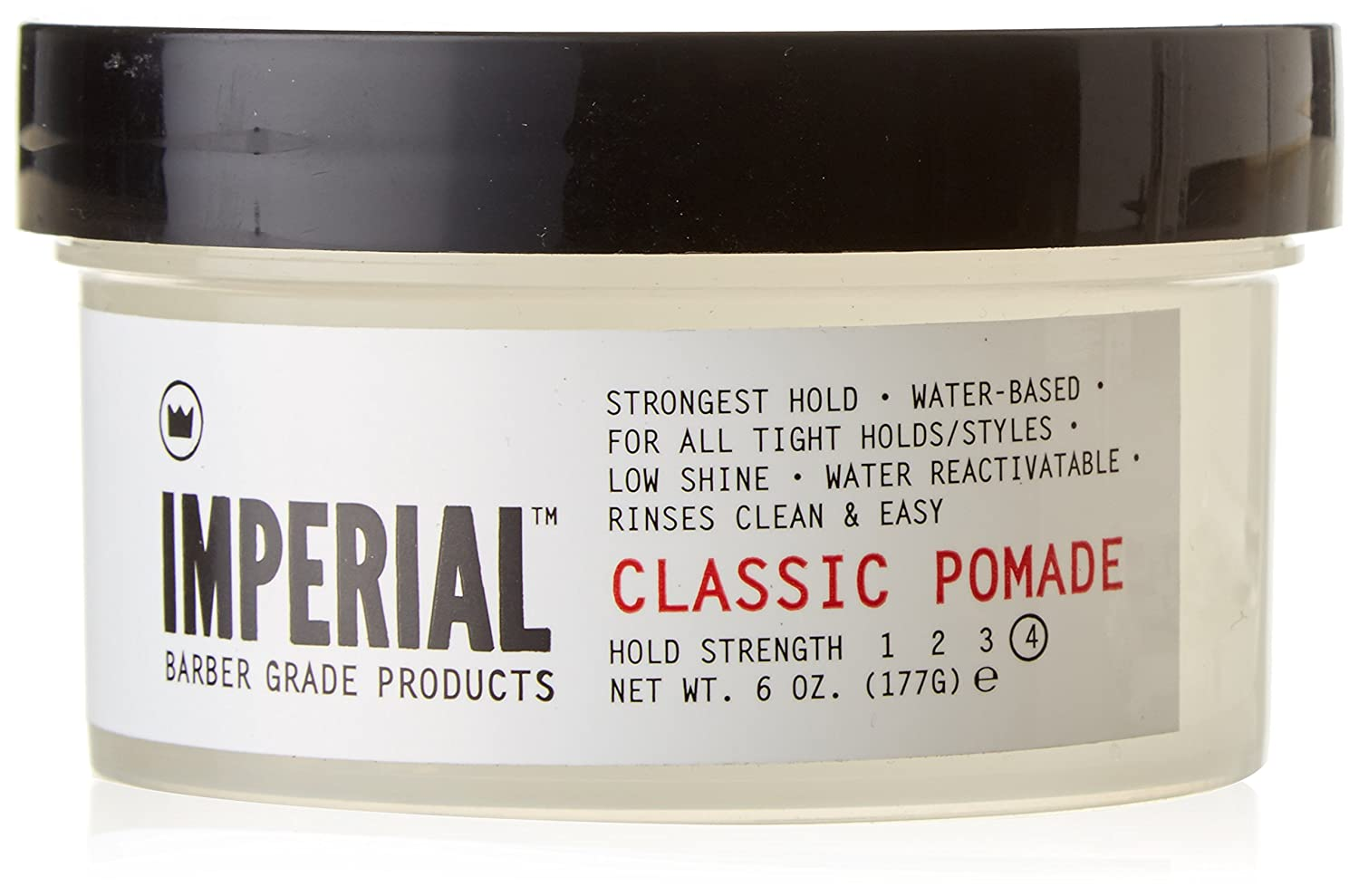 Imperial Classic Pomade, 6 Ounce