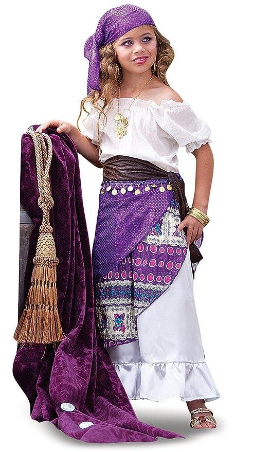 Gypsy Children's Costume