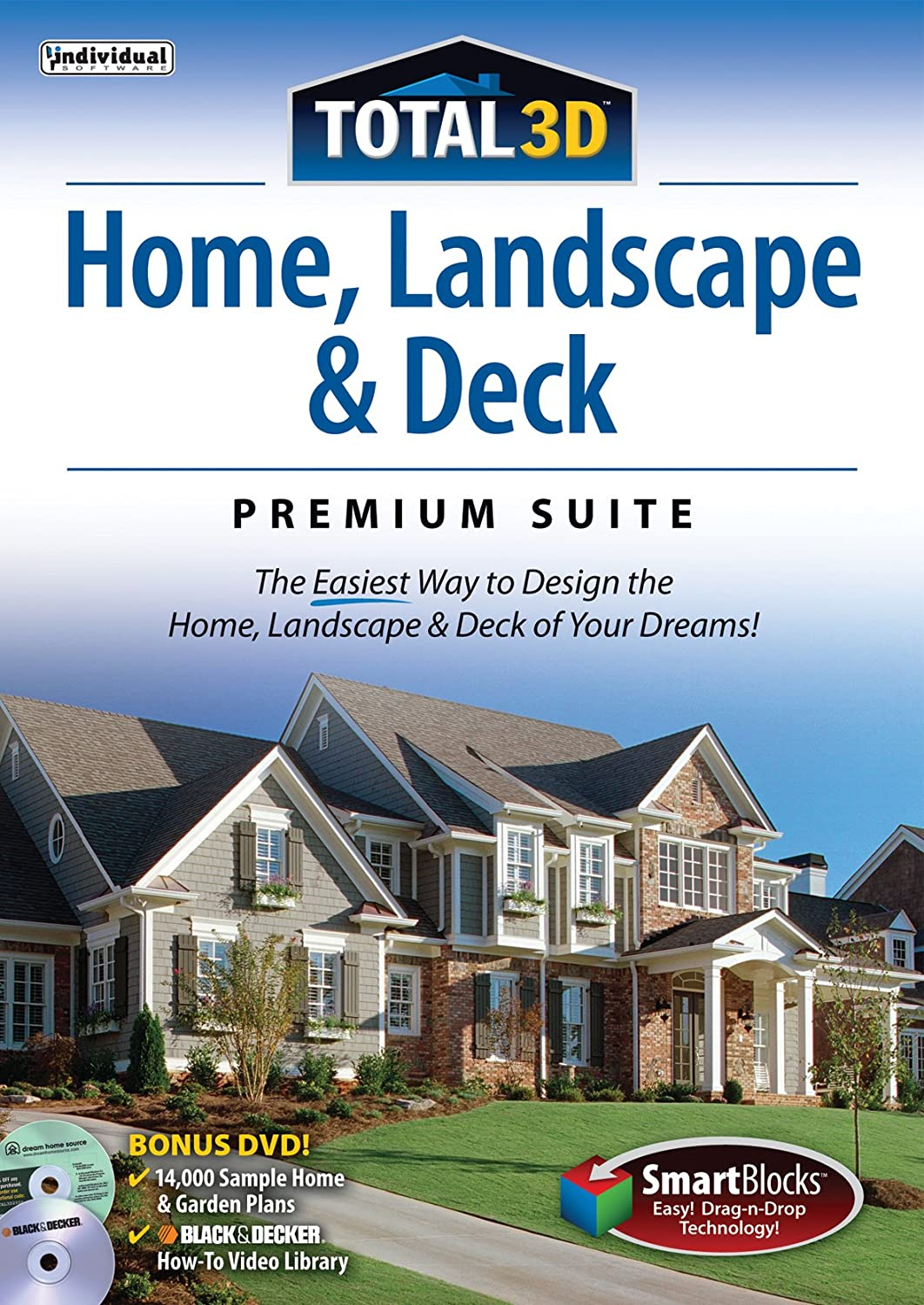 Total 3D Home, Landscape And Deck Premium Suite 12