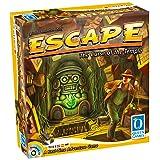 Queen Games Escape: The Curse of the Temple (Color: Multi-colored)