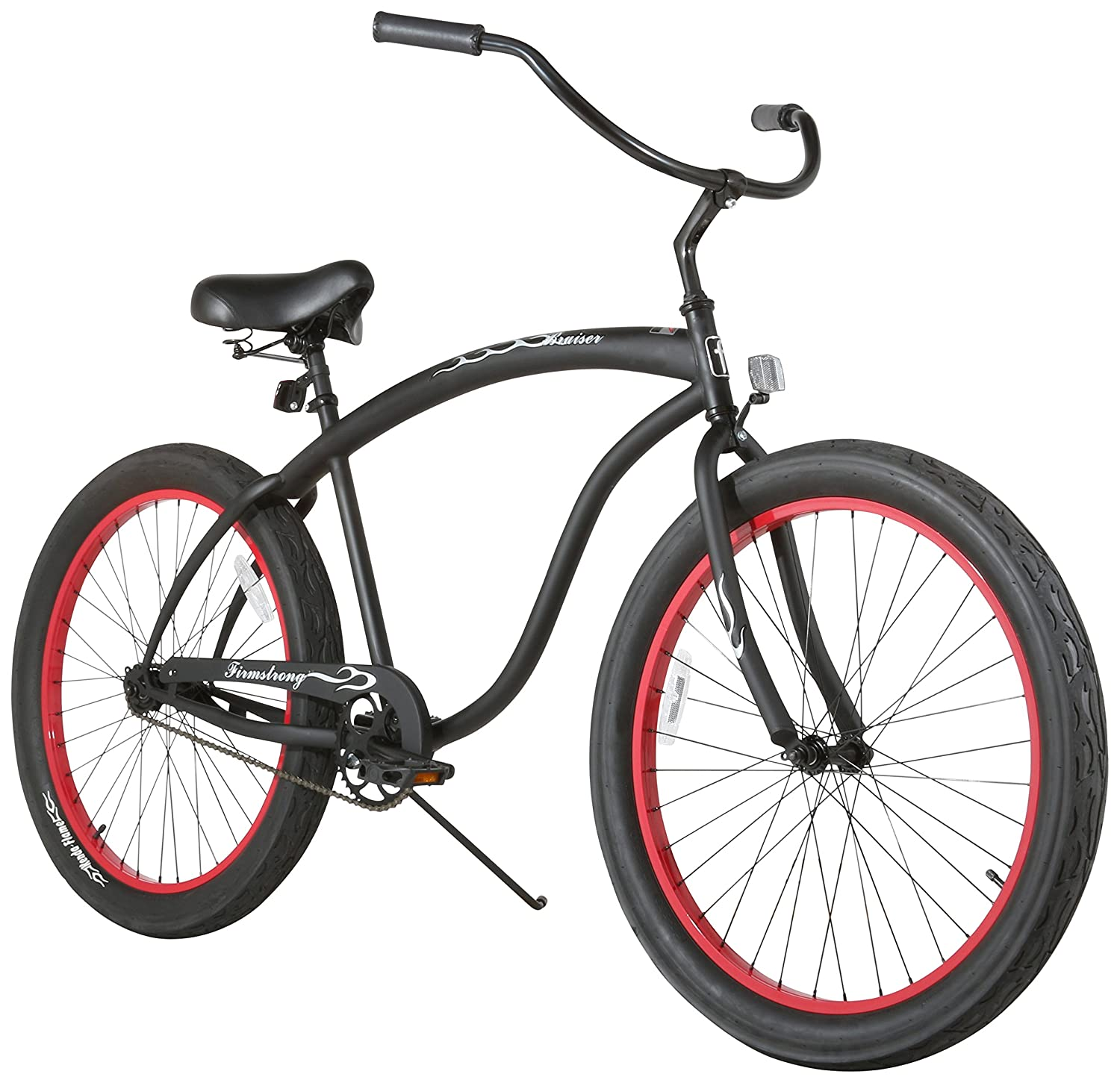 Cruiser Bikes For Large People Firmstrong Bruiser Man