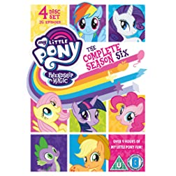 My Little Pony Complete Season 6