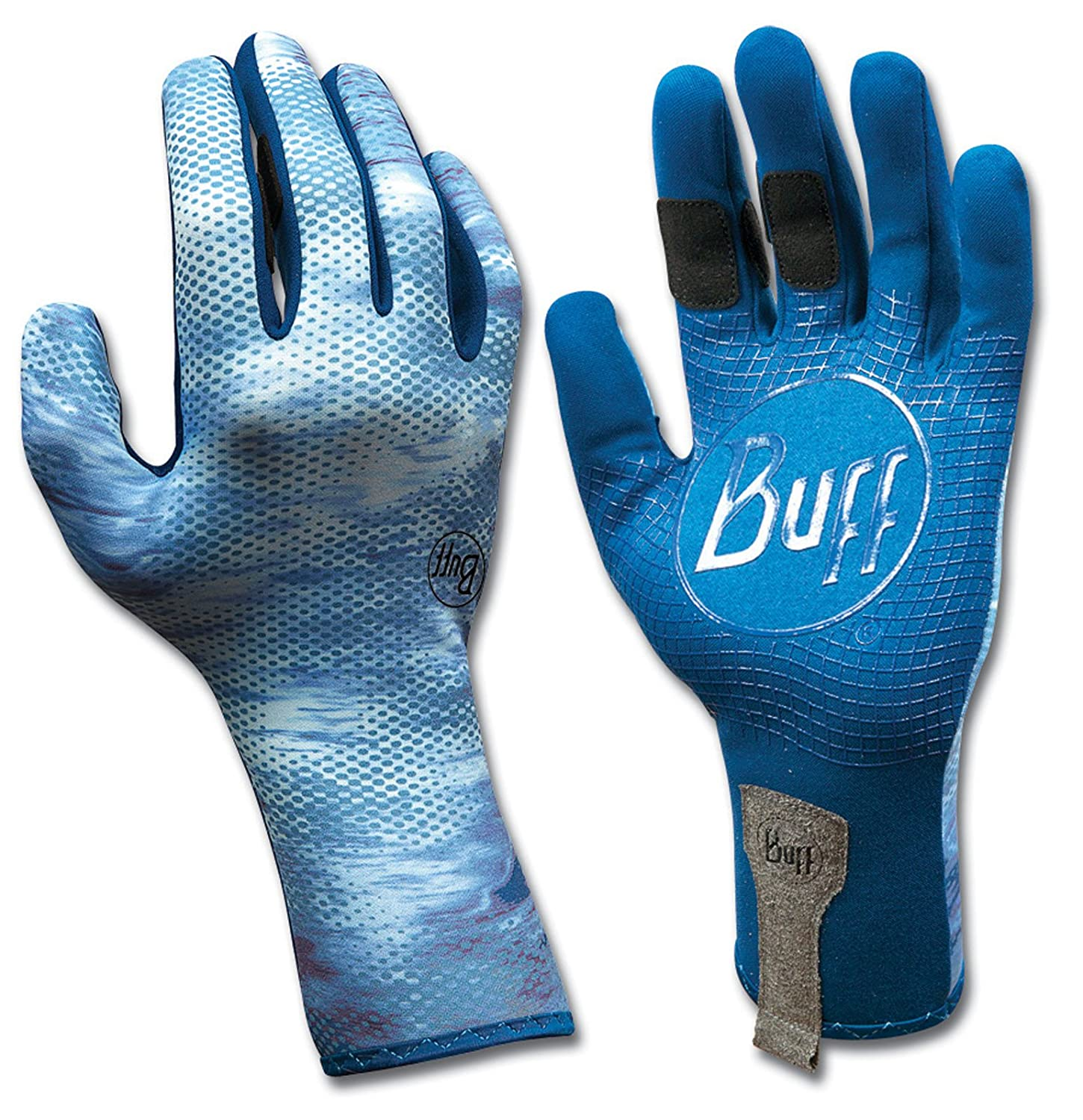 Buff sport series mxs 2 fly fishing water angler outdoor for Fly fishing gloves