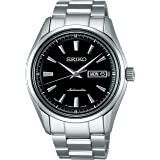 SEIKO watch PRESAGE mechanical self-winding (with manual winding) SARY057 Men (Color: black)