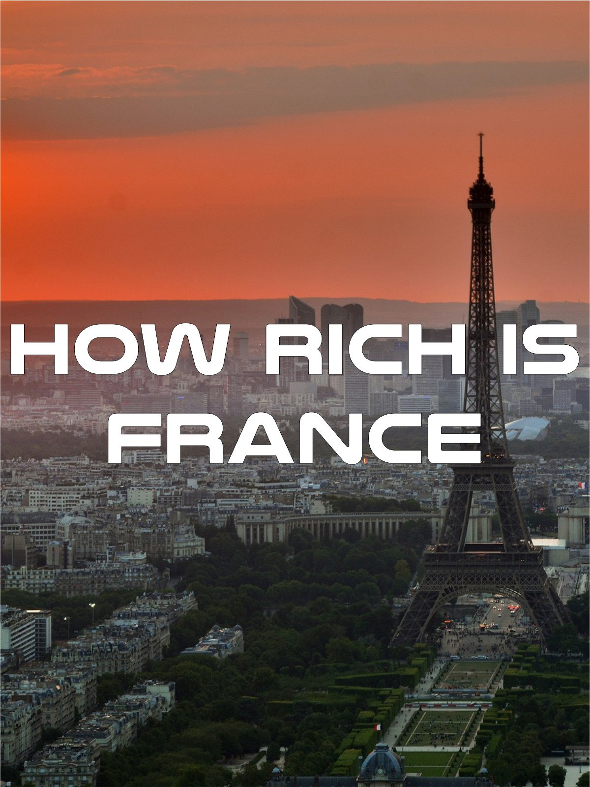 How Rich is France on Amazon Prime Instant Video UK