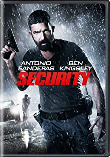 Book Cover: Security