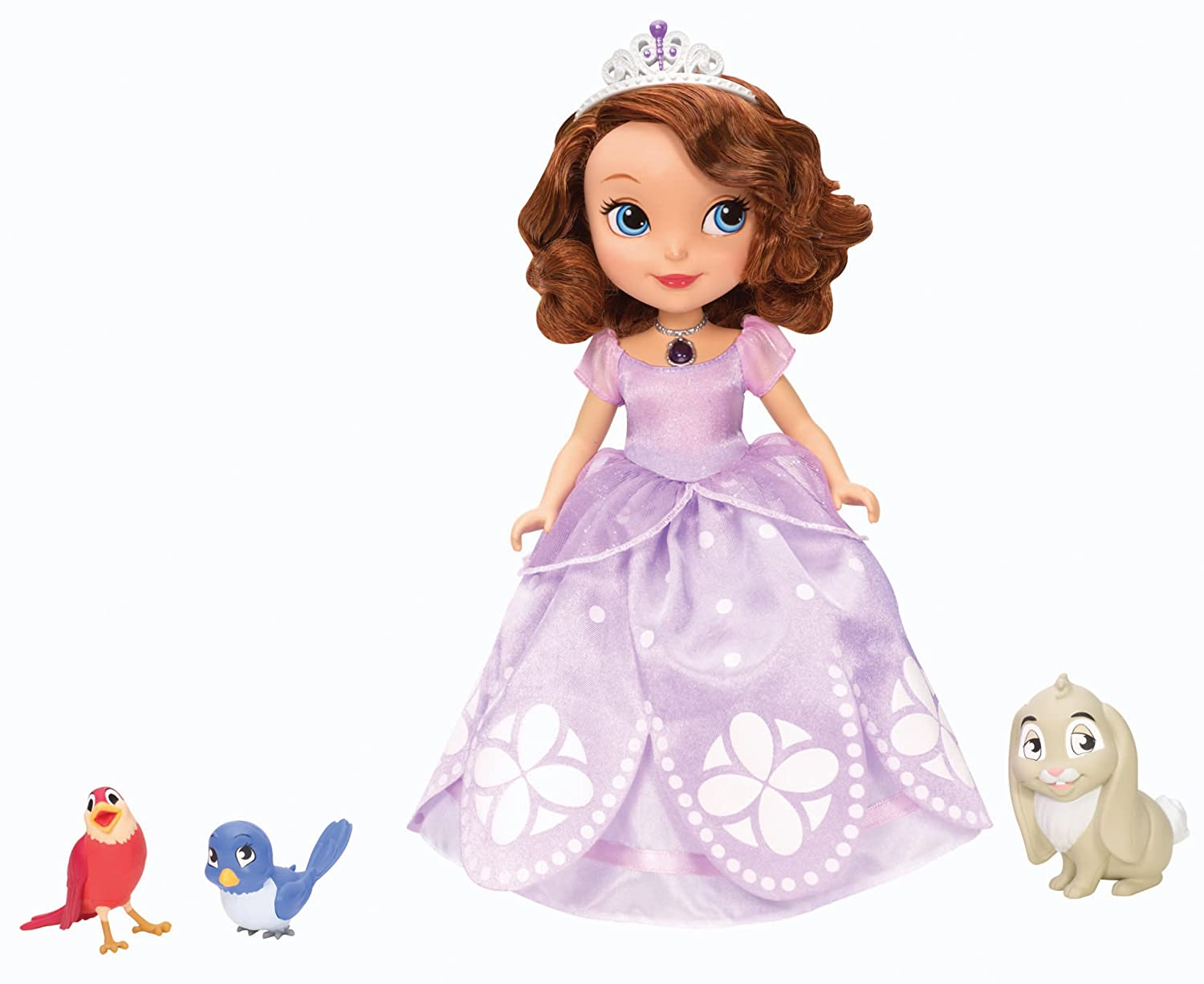 Disney Sofia the First Dolls