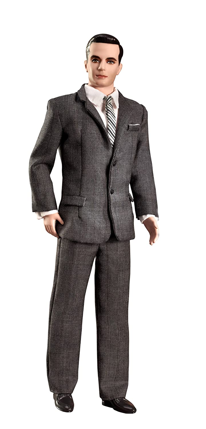 Barbie Collector Mad Men Don Draper Doll bestellen