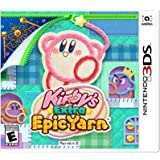 Kirby's Extra Epic Yarn - Nintendo 3DS