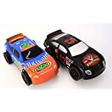 JJ_TOYS Nascar Style Extra Replacement Ho Scale Slot Car 2 Pack