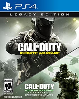 Call of Duty Infinite Warfare Legacy Edition for PS4