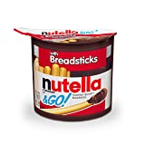 Nutella & Go! Hazelnut Spread with Breadsticks 1.8 Ounce,Pack of 24