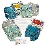 Bambino Mio, miosoft birth to potty pack, mixed (Color: mixed)