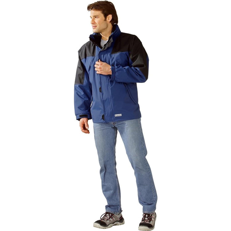 Planam Redwood-Jacke amporablau/schwarz Größe XXL bestellen