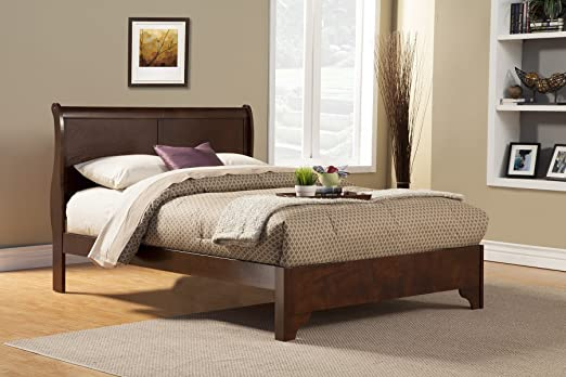 West Haven Sleigh Bedroom Collection Size: Queen