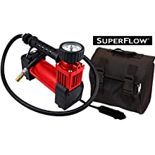 Q Industries HV35 SuperFlow 12-Volt 140 PSI Air Compressor