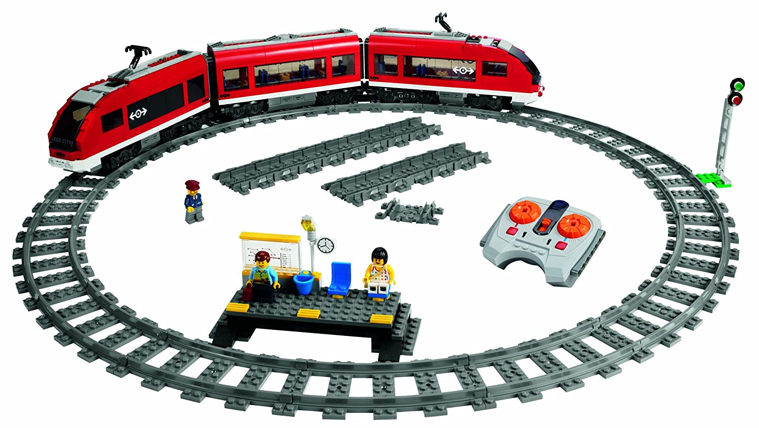 Like LEGO Trains?