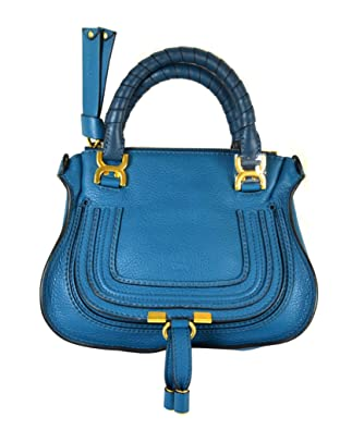Chloe Baby Marcie Mini Cross Body Bag - Laguna Blue 3S0916-161 ...