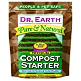Dr. Earth Pure & Natural Compost Starter 3 lb (Tamaño: 1-(Pack))