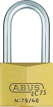abus zylinder vorhangschloss typ 75 40hb40 dc208. Black Bedroom Furniture Sets. Home Design Ideas