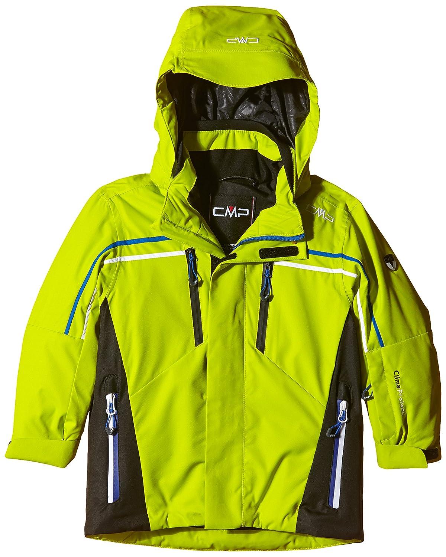 CMP Jungen Jacke Skijacke, Lime Green, 98, 3W03654 jetzt bestellen