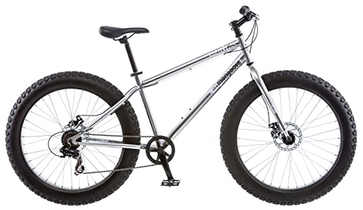 Cheap Bikes For Heavy People Mongoose Men s Malus Fat Tire