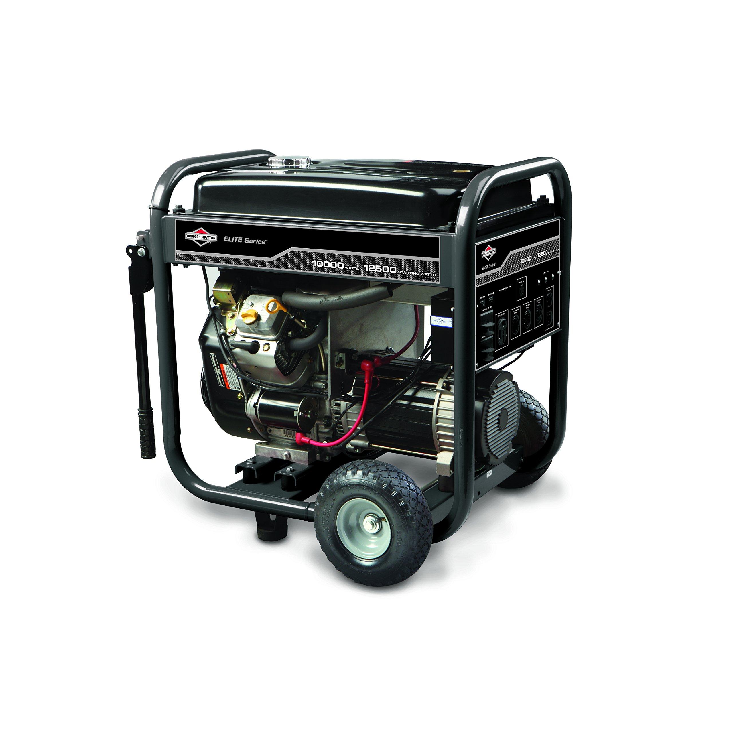 Portable Gas Powered Briggs Stratton Generator