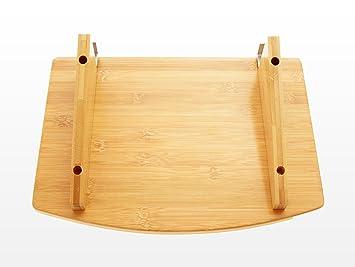 O0opetit table de nuit nuit en bambou table de chevet - Table de chevet en bambou ...