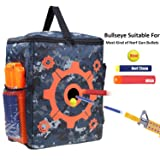 Target Pouch Storage Carry Equipment Bag For Nerf Guns Bullets Balls - Darts N-strike Elite Rival Mega Series