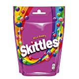 Original Skittles Wild Berry Flavour Sweets Bag Pouch