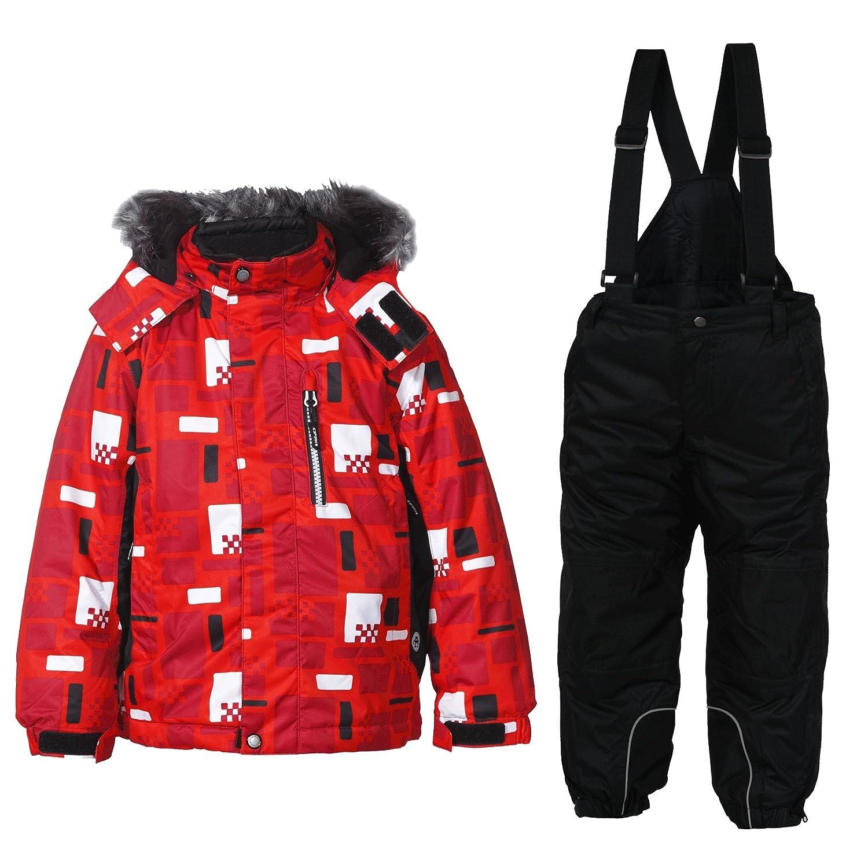 ICEPEAK – RASMUS Jr. Kinder Schneeanzug – 2teiler – Ski Jacke Hose günstig bestellen