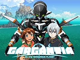Gargantia on the Verdurous Planet (English Dub) Season 1