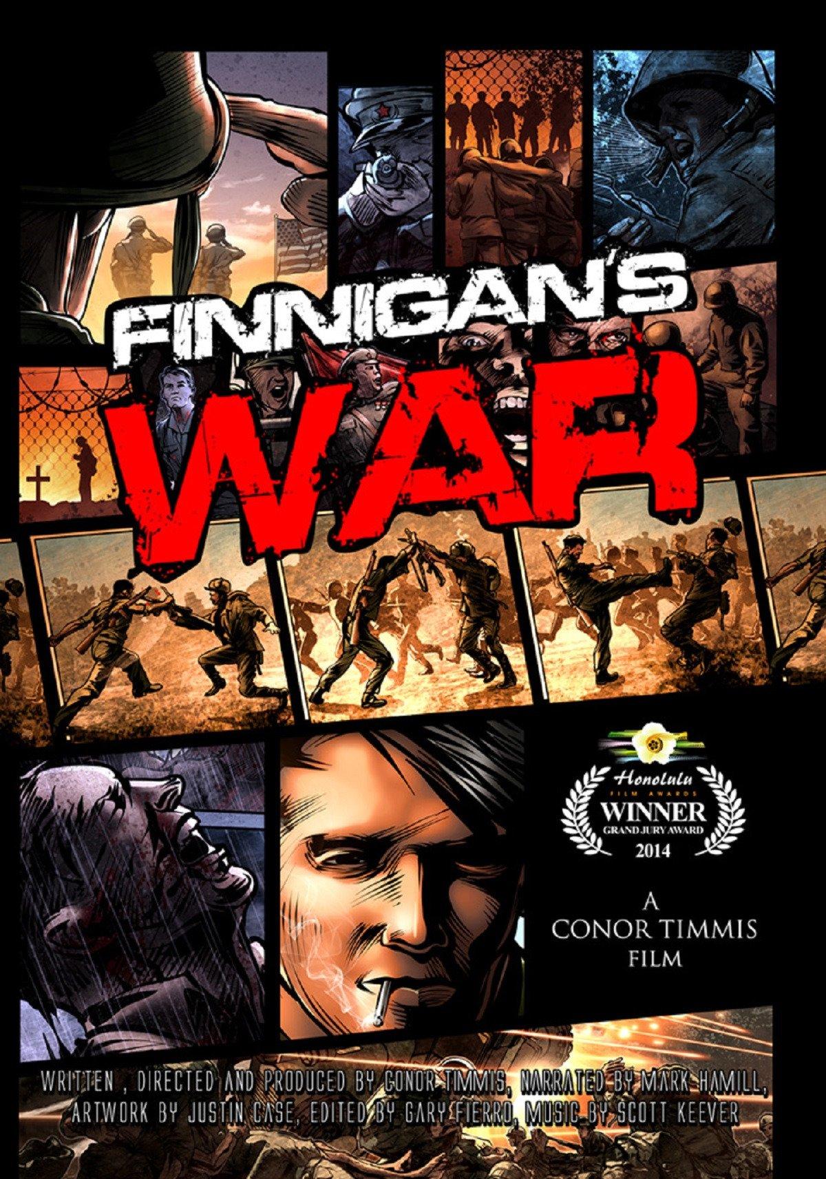 Finnigan's War on Amazon Prime Video UK