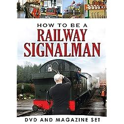 How To Be A Railway Signalman Magazine Set