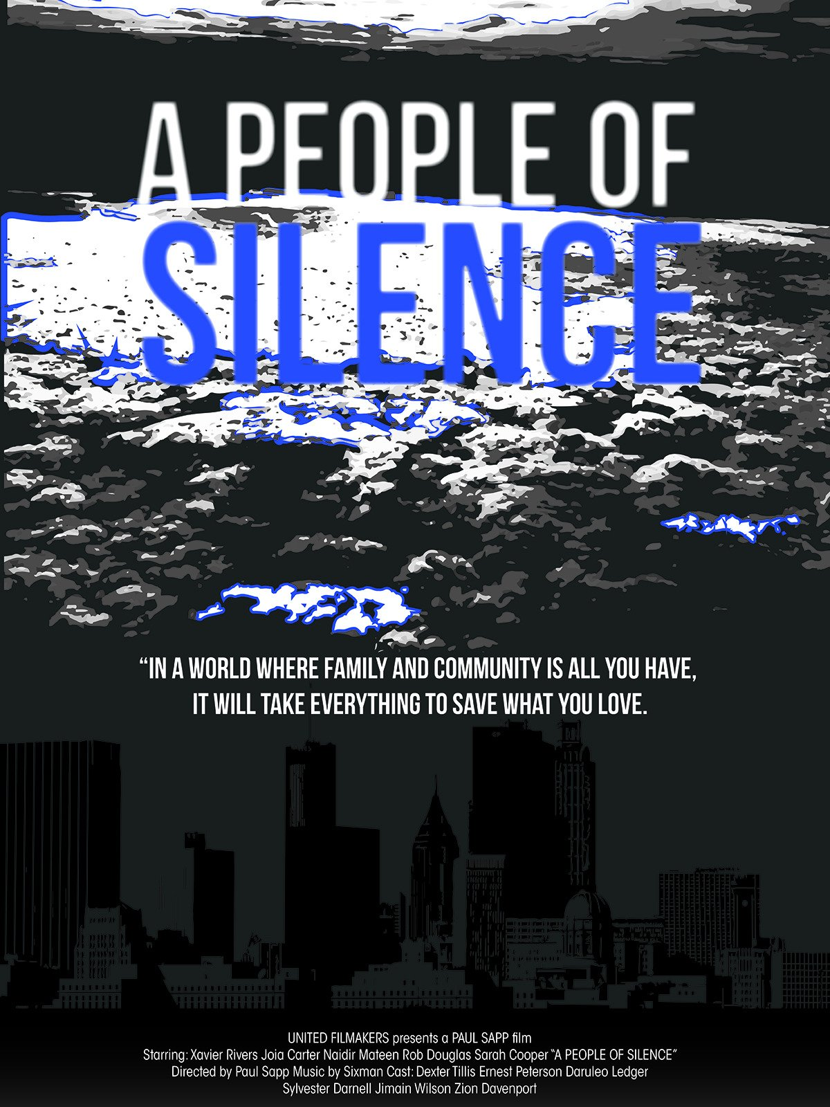 A People Of Silence on Amazon Prime Instant Video UK
