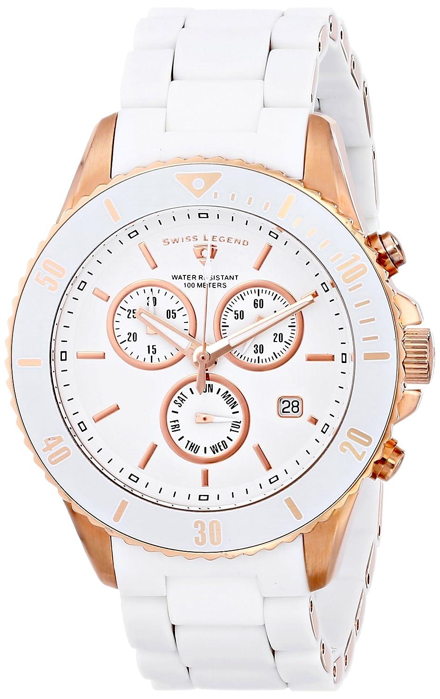 Swiss Legend Women's 93609-RG-22 Luminoso Stainless Steel Watch